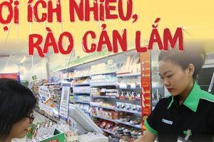 Thanh toán không dùng tiền mặt ở Việt Nam: Lợi ích nhiều, rào cản lắm