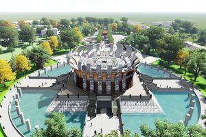 Cần Thơ khởi công xây dựng Đền thờ các Vua Hùng diện tích gần 40.000m²