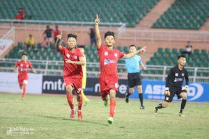 VCK U15 QG 2019: SLNA có chiến thắng đầu tay trước Thanh Hóa