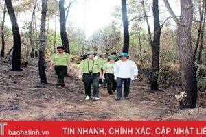 Hà Tĩnh xây dựng kế hoạch phòng chống cháy rừng với 500 người