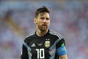 COPA AMERICA 2019: Messi tin tưởng vào cơ hội của 'các vũ công Tango'