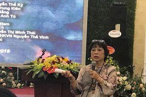 Tiến sĩ Nguyễn Thị Minh Thái đưa kịch về vua Lý Công Uẩn đi Liên hoan Sân khấu Quốc tế