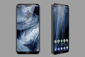 Nokia 6.1 Plus đẹp như iPhone X, pin 3060mAh giảm giá mạnh trong tháng 6