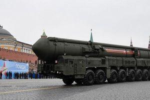 Các hiệp ước vũ khí giữa Nga và Mỹ đang dần sụp đổ