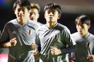 Chile –Nhật bản (4-0): Hiệp sĩ 'Samurai' trẻ thất trận vì kiếm cùn