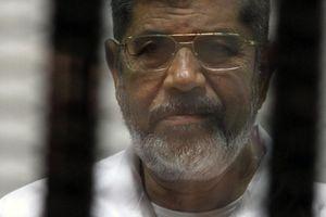 Cựu Tổng thống Ai Cập tử vong sau khi ngất xỉu trong phiên tòa xét xử