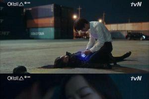 Phim 'Abyss' tập 13-14: Ahn Hyo Seop lại hồi sinh sát nhân, đau khổ khi Park Bo Young bị nhốt trong phòng băng đến chết