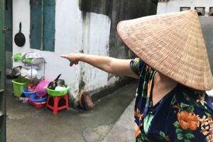 Vụ cô gái bị sát hại trong phòng trọ: Hàng xóm bên cạnh không hề hay biết
