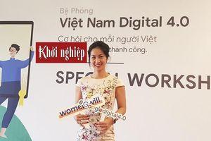Giám đốc quản lý tiếp thị của Google tại Việt Nam 'bật mí' 3 yếu tố giúp phụ nữ thành công trong thời 4.0