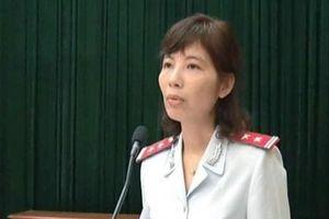 Khởi tố nữ trưởng đoàn thanh tra Bộ Xây dựng nhận hối lộ
