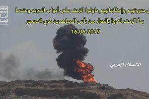 Du kích Houthi chiếm đất và chống phản công ngay trên đất Arab Saudi