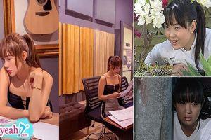 Minh Hằng để lại tóc mái ngố chuẩn bị đón sinh nhật tuổi 33, fan nhớ về hình ảnh 'bé Heo' trong 'Gọi giấc mơ về' năm nào