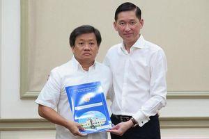 Phó Bí thư Thành ủy TP.HCM: 'Anh Đoàn Ngọc Hải không muốn làm thì nên cho nghỉ'