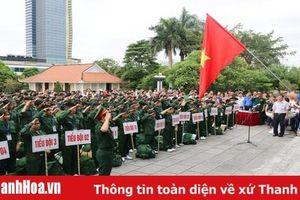 237 'chiến sỹ nhí' bước vào chương trình 'Học kỳ quân đội'