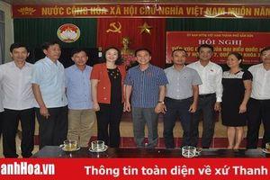 Đoàn ĐBQH tỉnh tiếp xúc cử tri huyện Hoằng Hóa và TP Sầm Sơn