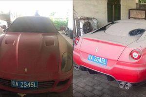 Siêu xe Ferrari 599 giá 'thanh lý' gần 6 triệu đồng gây sốc
