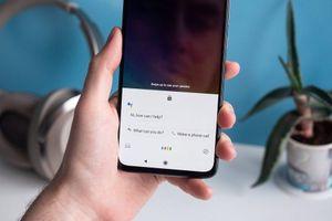 Trợ lý ảo Google Assistant giúp người dùng tìm vị trí đỗ xe
