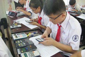Những loại máy tính được đưa vào phòng thi THPT quốc gia
