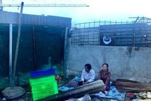Bị 'tố' hủy hoại tài sản người dân, Giám đốc Công ty Lê Thành cho rằng đó là việc cá nhân