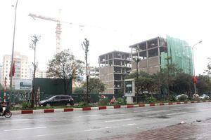 Cục thuế Hà Nội xướng tên 7 chủ đầu tư chây ì tiền sử dụng đất