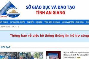 Điểm chuẩn lớp 10 tỉnh An Giang năm 2019