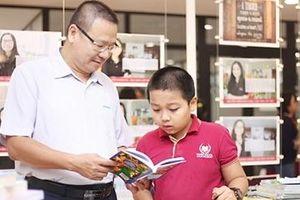 Bức tranh ảm đạm về thói quen đọc sách của học trò