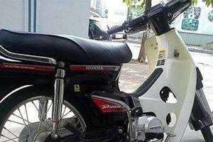 Tìm chủ xe Honda Dream; màu nâu, BKS 29U4 – 3687