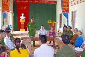 Lan tỏa phong trào Toàn dân bảo vệ an ninh Tổ quốc ở Phú Lương