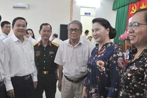 Chủ tịch Quốc hội Nguyễn Thị Kim Ngân: Phải công khai minh bạch cho người dân biết, giám sát BOT