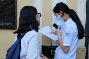 Hà Nam công bố điểm thi vào lớp 10