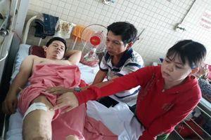 Tình trạng bệnh nhân sau khi bị bệnh viện Chợ Rẫy khoan nhầm chân