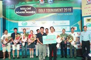 Giải golf Báo chí và Doanh nghiệp