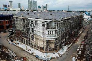 Vụ xây 'lụi' 110 biệt thự: Chủ đầu tư vẫn khẳng định không sai