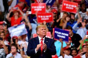 TT Trump ra tái tranh cử, hứa đặt nền tảng để con người lên Sao Hỏa