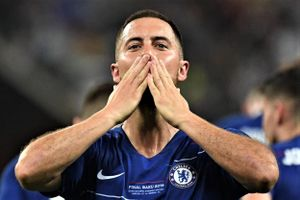 Đồng đội tiết lộ tin nhắn cuối cùng của Hazard ở Chelsea