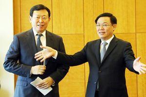 Phó thủ tướng muốn Hàn Quốc chọn Việt Nam là 'cứ điểm' chính để đầu tư