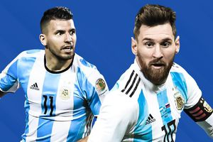 Lịch thi đấu Copa America: Argentina gặp Paraguay