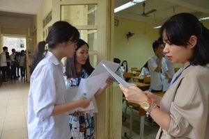 Học sinh Hà Nội bắt đầu đăng ký nhập học