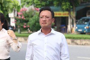 Là bị cáo duy nhất hưởng án treo, Đỗ Anh Tuấn nói vẫn tiếp tục kêu oan