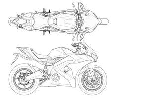 Mẫu Supersport chạy điện Kymco SuperNex đi vào sản xuất, ra mắt năm 2020