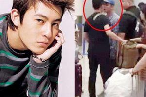 Sau scandal lộ 1300 ảnh và clip nóng, Trần Quán Hy lại ẩu đả nơi công cộng