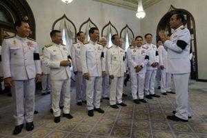 Thái-lan hoàn tất danh sách 35 thành viên chính phủ mới
