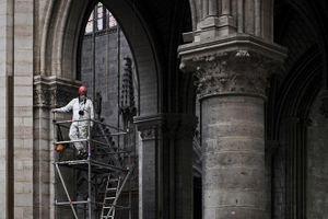 Đại gia 'lặn tăm', Nhà thờ Đức Bà Paris được sửa nhờ nhà tài trợ nhỏ