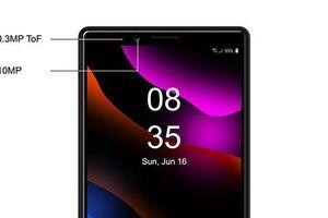 Smartphone Sony mới 'lộ hàng' với 6 camera sau, 2 trước