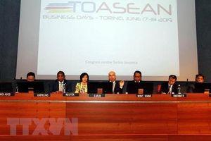 Cơ hội kinh doanh tại Việt Nam và ASEAN với doanh nghiệp Italy