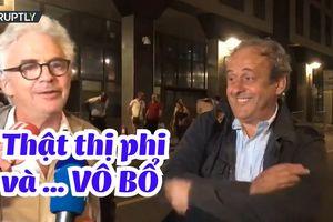 Platini được phóng thích, luật sư đã nói gì?