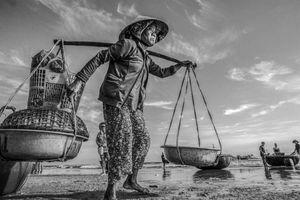 Bộ ảnh kêu gọi sống có trách nhiệm với biển của nhiếp ảnh gia Mỹ Dũng