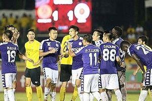 Cầm hòa Ceres Negros, Hà Nội nắm lợi thế lớn ở bán kết AFC Cup