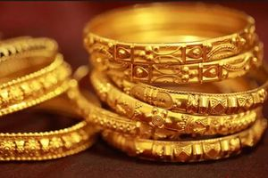 Giá vàng thế giới đang tăng mạnh