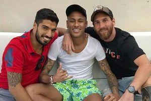 Đích thân Messi yêu cầu đón Neymar trở lại Barcelona!